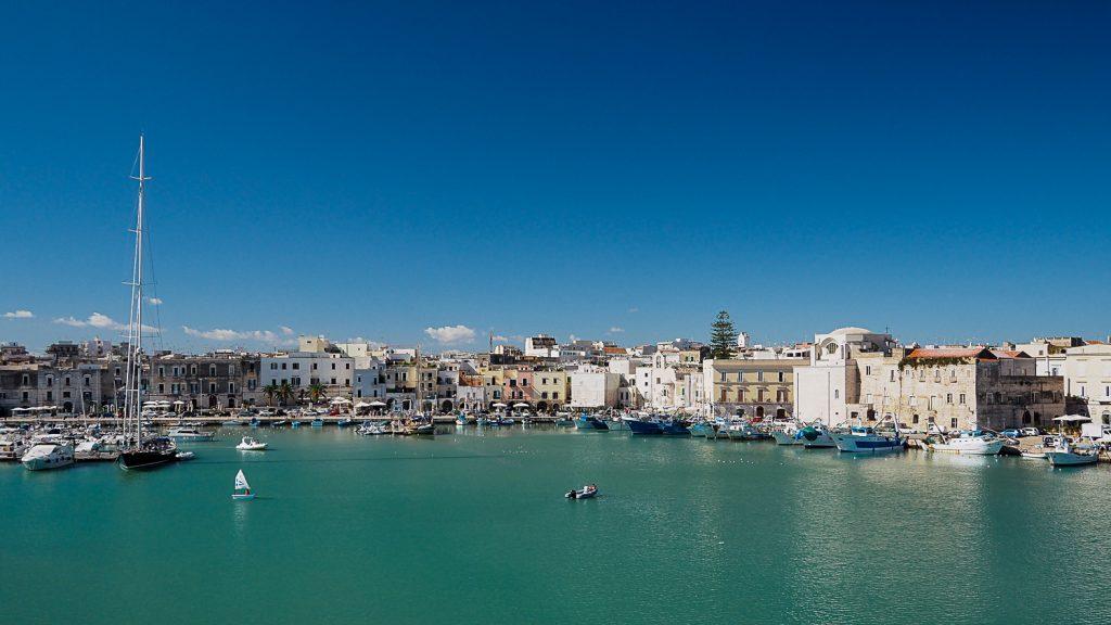 Port of Trani, Italy