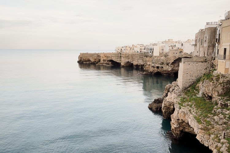 The city on the rocks - Polignano al Mare