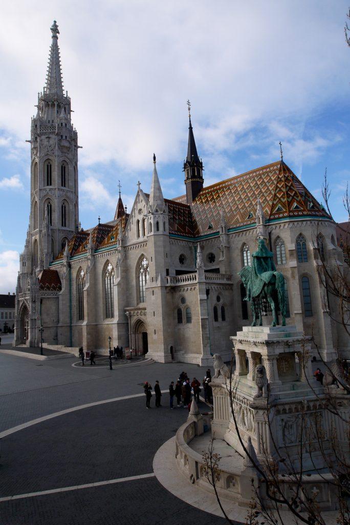 Budapest St Matthias Church (Church of Our Lady)