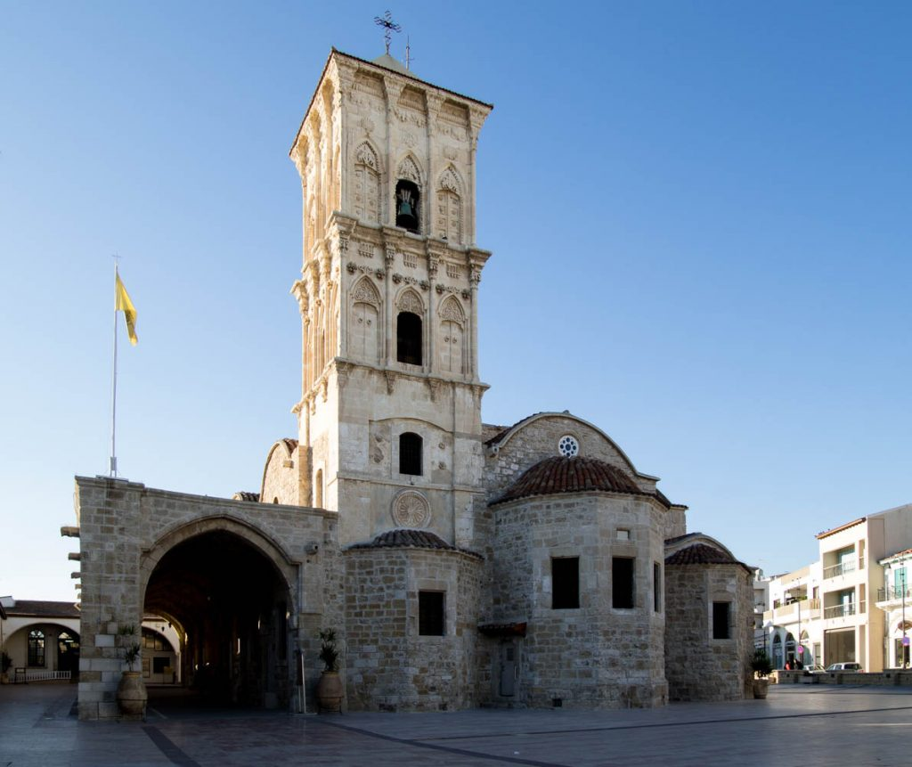 Agios Lazaros church in Larnaka