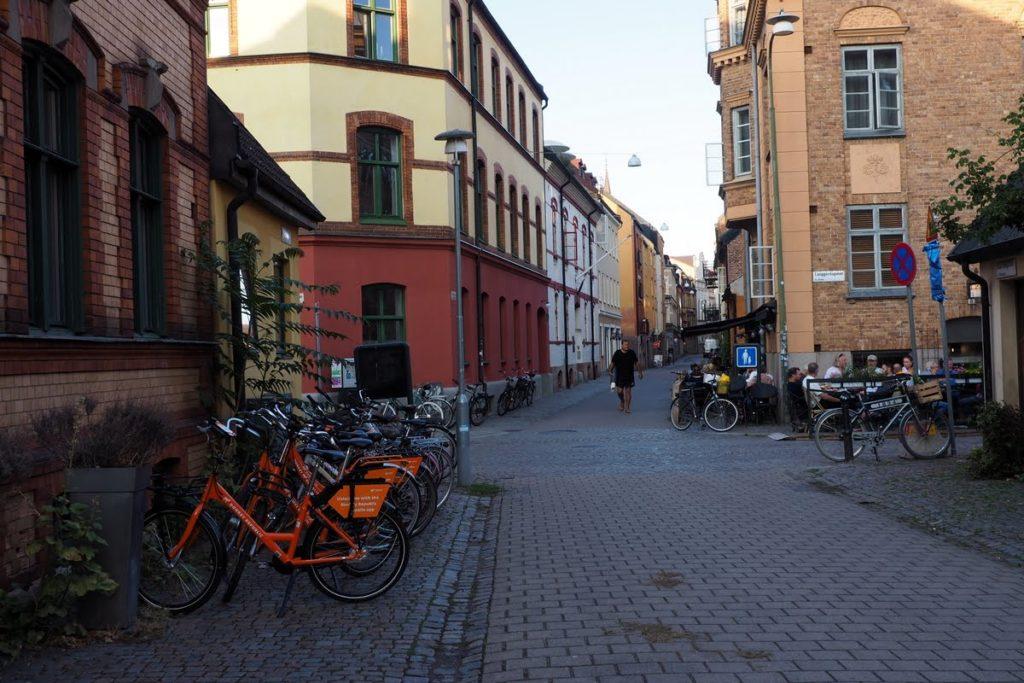 Malmo rental bikes